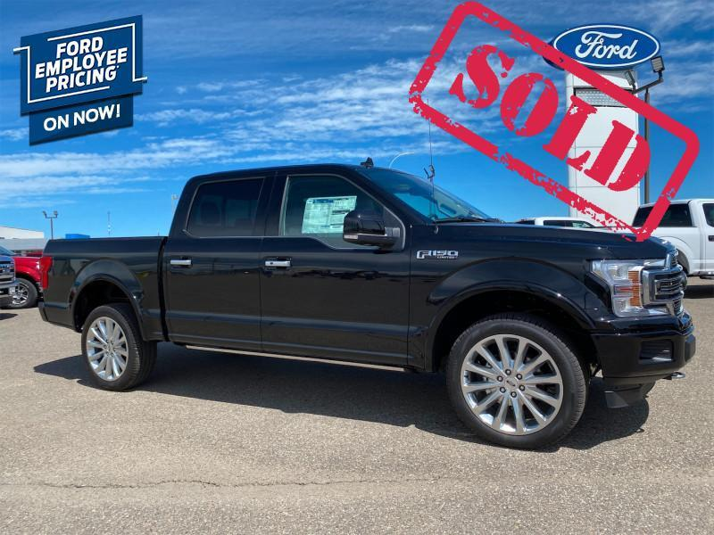 2020_Ford_F-150_Limited_ Claresholm AB