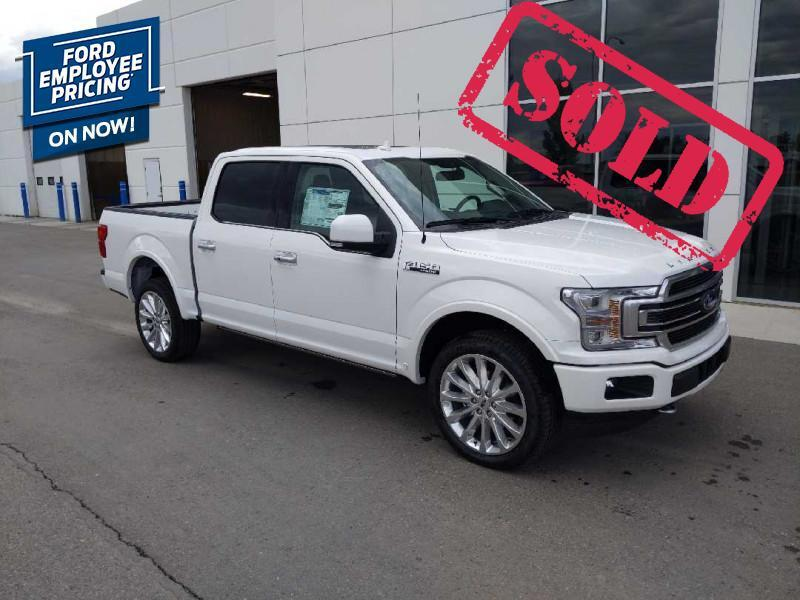 2020_Ford_F-150_Limited_ High River AB