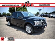 2020_Ford_F-150_Limited_ Pampa TX