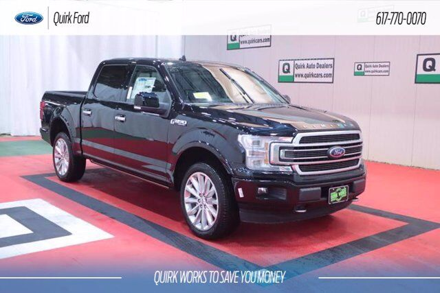 ON DEALER LOT  ON DEALER LOT 2020 Ford F-150 Limited Quincy MA
