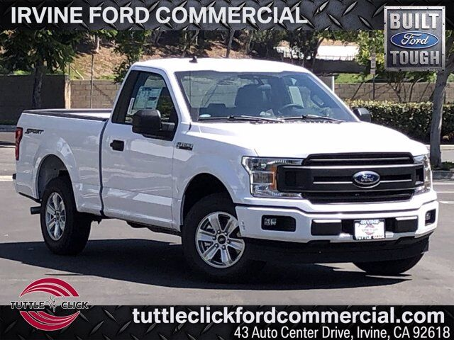 2020 Ford F-150 Pickup XL 6.5' Bed Gas Irvine CA