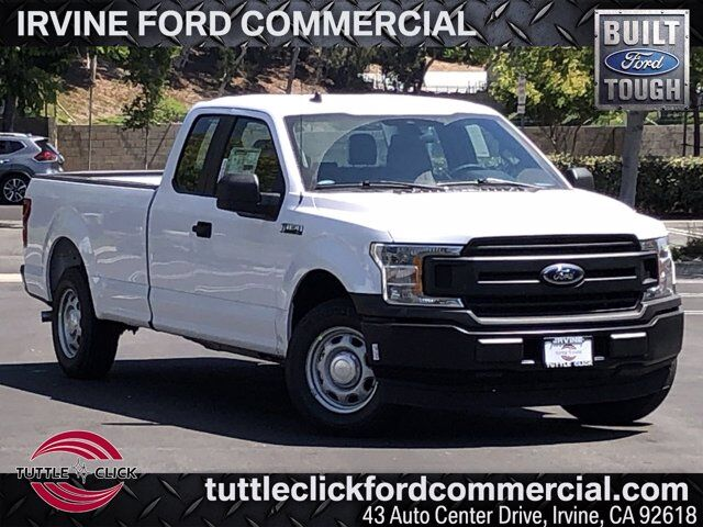 2020 Ford F-150 Pickup XL 8' Bed Gas Irvine CA