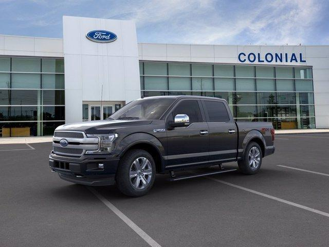 2020 Ford F-150 Platinum 4WD SuperCrew 5.5' Box Marlborough MA
