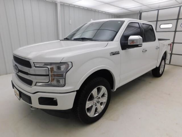 2020 Ford F-150 Platinum 4WD SuperCrew 5.5' Manhattan KS