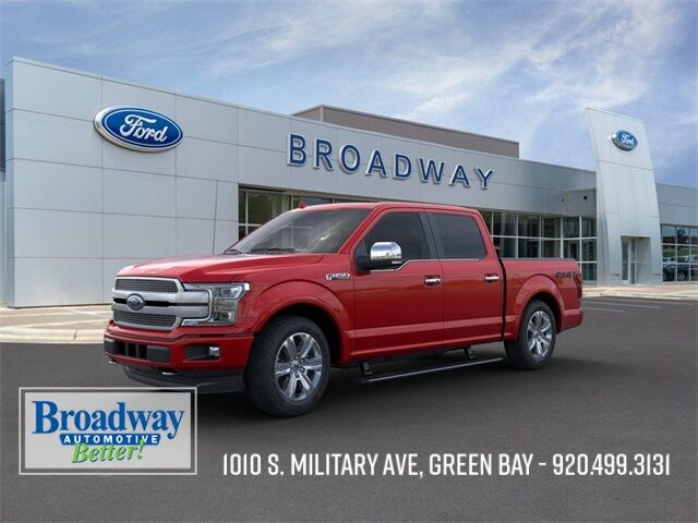 2020 Ford F-150 Platinum Green Bay WI