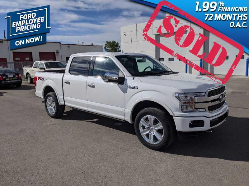 2020_Ford_F-150_Platinum_ High River AB