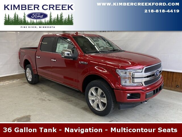2020 Ford F-150 Platinum Pine River MN