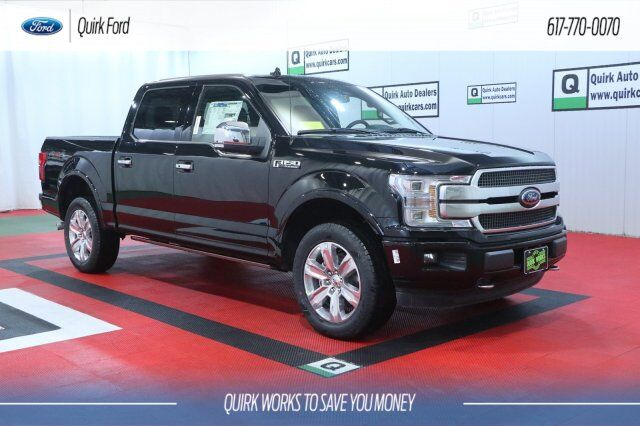2020 Ford F-150 Platinum Quincy MA