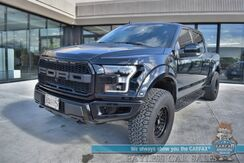 2020_Ford_F-150 Raptor_/ 4X4 / Auto Start / RECARO Heated & Cooled Seats / Heated Steering Wheel / B&O Speakers / Sunroof / Navigation / Adaptive Cruise / Lane Departure & Blind Spot / Tonneau Cover / Bed Liner / Tow Pkg_ Anchorage AK