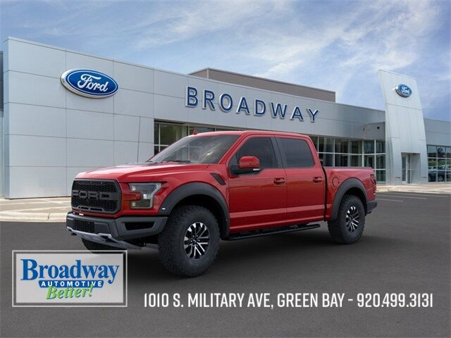 2020 Ford F-150 Raptor Green Bay WI