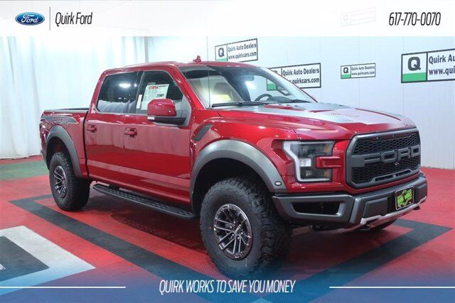 2020 Ford F-150 Raptor Quincy MA