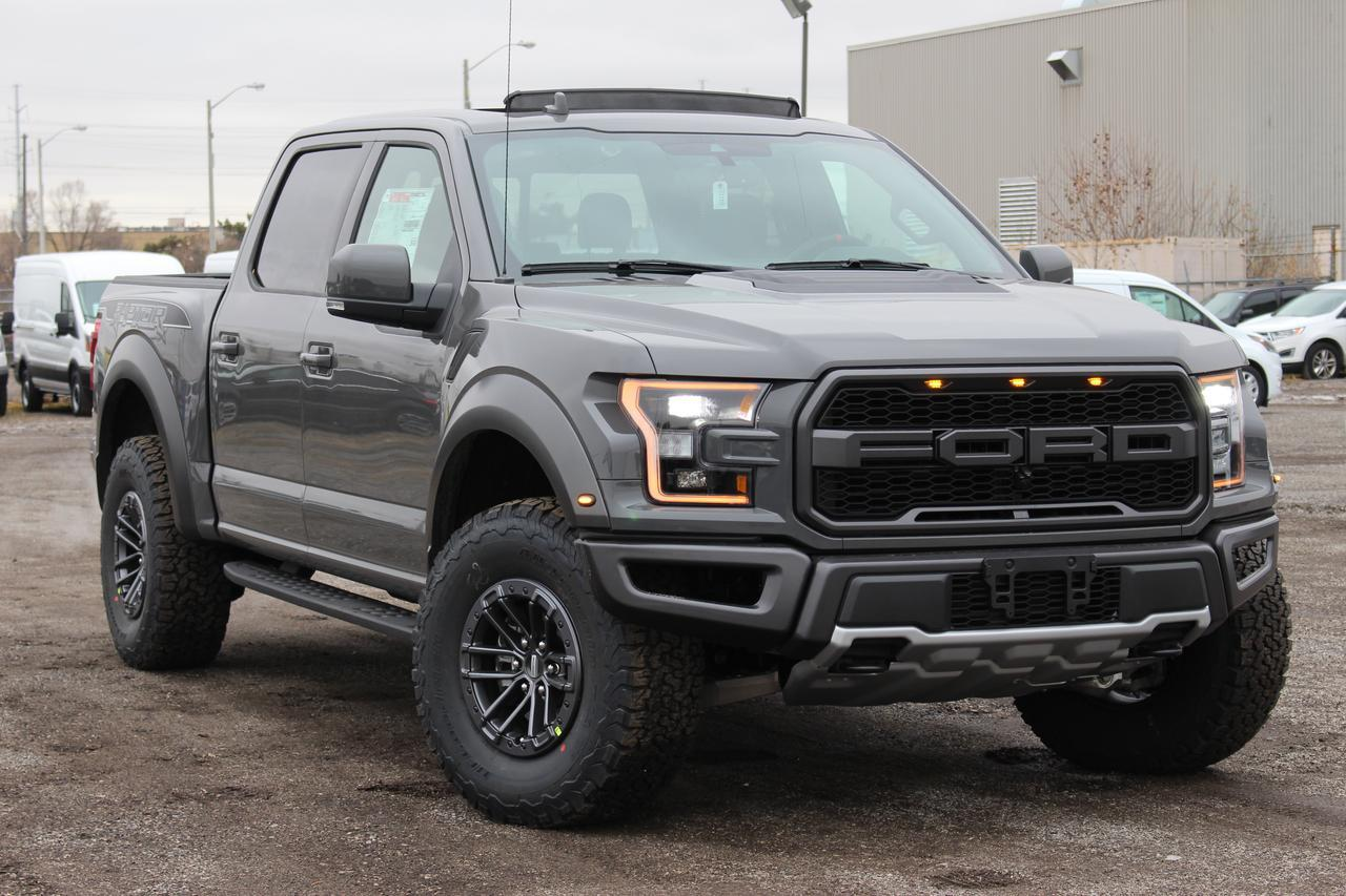 New 2020 Ford F-150 Raptor In Scarborough ON