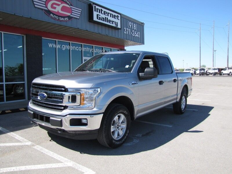 2020 Ford F-150 Super Crew 4x4 XLT Leather Collinsville OK