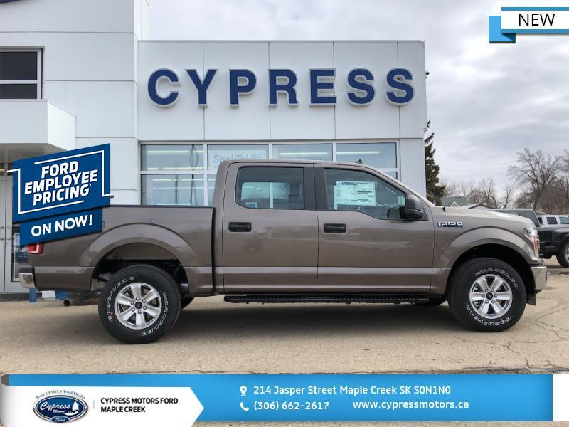 2020 Ford F-150 XL  - $279 B/W Maple Creek SK