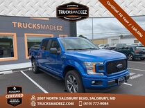 2020 Ford F-150 XL 4WD ** Pohanka Certified 10 Year / 100,000  **