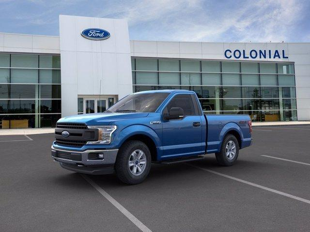 2020 Ford F-150 XL 4WD Reg Cab 6.5' Box Plymouth MA