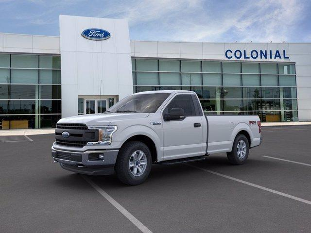 2020 Ford F-150 XL 4WD Reg Cab 8' Box Plymouth MA
