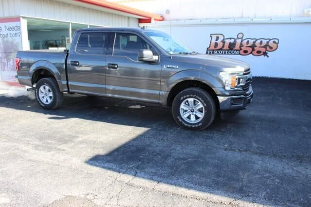 2020 Ford F-150 XL 4WD SuperCrew 5.5' Box Fort Scott KS