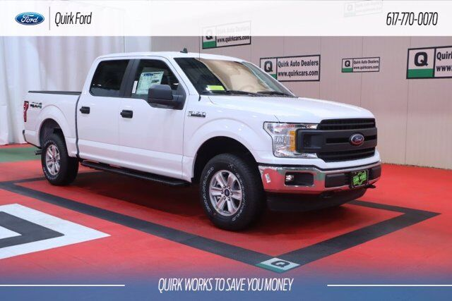 2020 Ford F-150 XL 4WD SuperCrew 5.5' Box Quincy MA