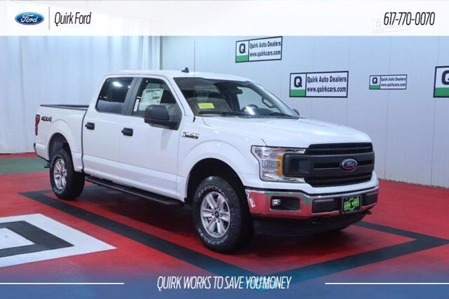 2020 Ford F-150 XL Quincy MA