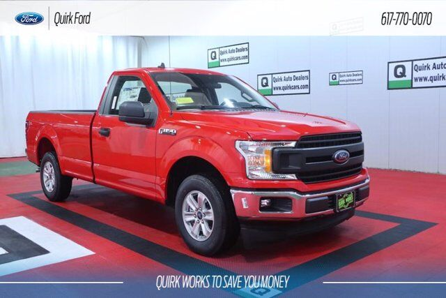 New Ford F 150 Quincy Ma