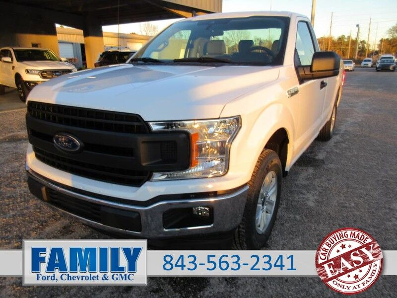 2020 Ford F-150 XL Reg Cab St. George SC