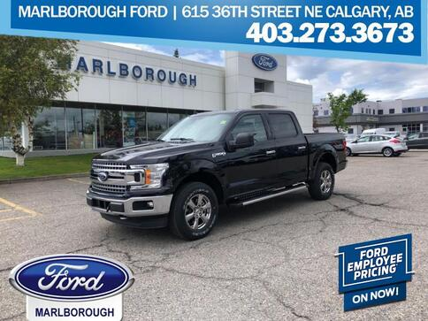 2020_Ford_F-150_XLT  -  Android Auto_ Calgary AB