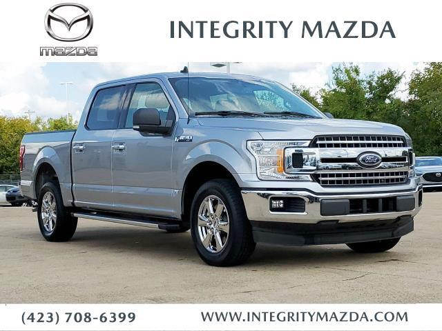 2020 Ford F-150 XLT 2WD SuperCrew 5.5' Box Chattanooga TN