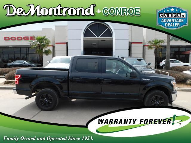 2020 Ford F-150 XLT 2WD SuperCrew 5.5' Box Conroe TX