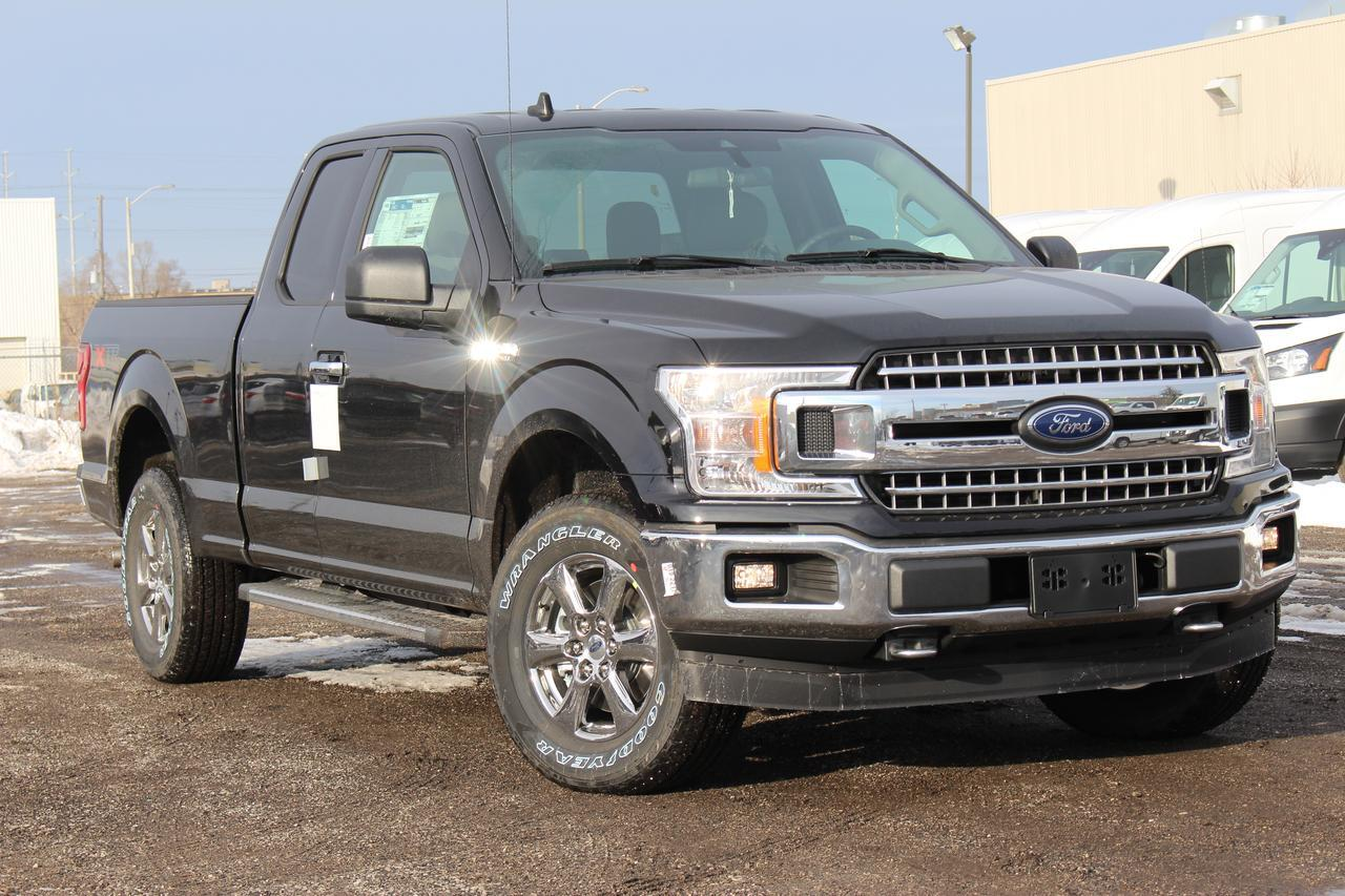 2020 Ford F-150 XLT 4WD SUPERCAB 6.5' BOX Scarborough ON