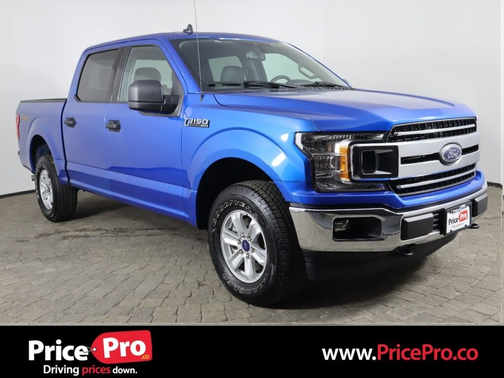 2020 Ford F-150 XLT 4WD SuperCrew 5.0L V8 Maumee OH