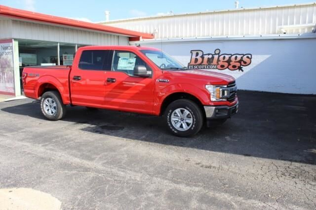 2020 Ford F-150 XLT 4WD SuperCrew 5.5' Box Fort Scott KS