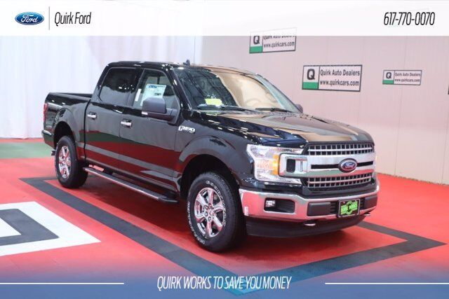 2020 Ford F-150 XLT 4WD SuperCrew 5.5' Box Quincy MA