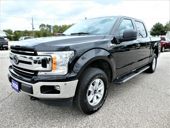 2020 Ford F-150 XLT 5.0L | Big Screen | Back Up Cam | Cruise Control Essex ON