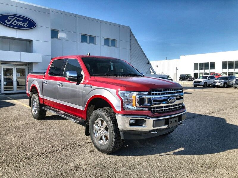 2020 Ford F-150 XLT BLKSTK Custom Mono ON