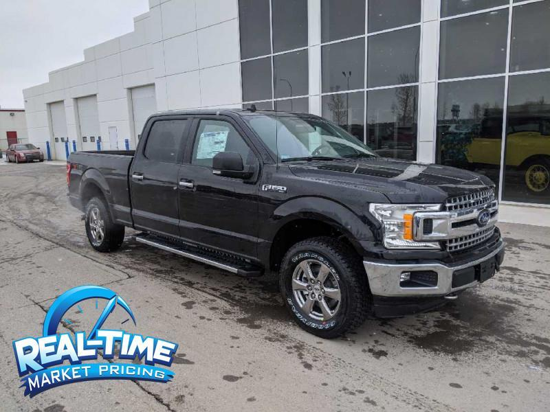 2020_Ford_F-150_XLT_ Claresholm AB