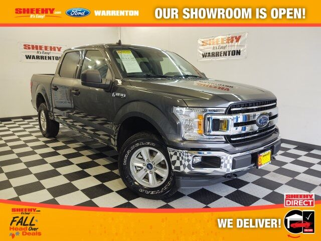 2020 Ford F-150 XLT Warrenton VA