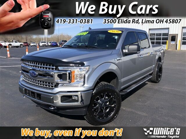 2020 Ford F-150 XLT Lima OH