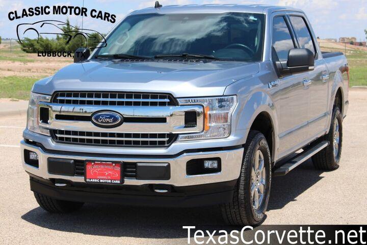 2020 Ford F-150 XLT Lubbock TX