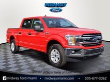 2020_Ford_F-150_XLT_ Miami FL
