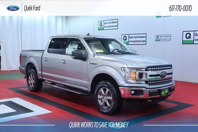 2020 Ford F-150 XLT Quincy MA