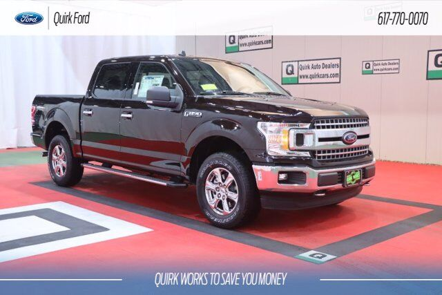 ON DEALER LOT  ON DEALER LOT 2020 Ford F-150 XLT Quincy MA