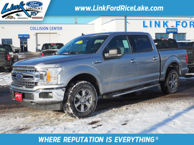 2020 Ford F-150 XLT Rice Lake WI