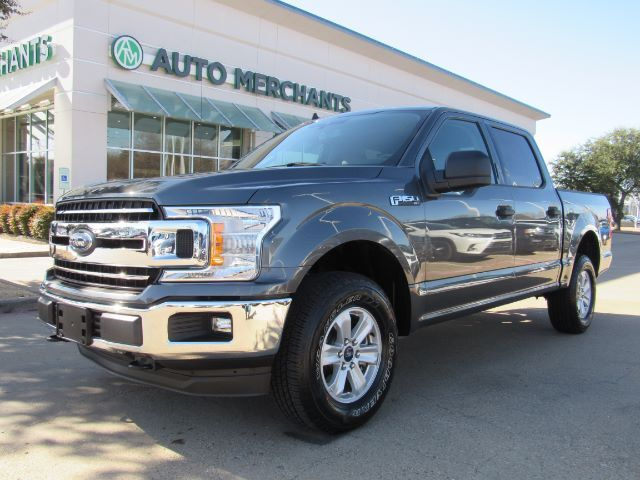 2020 Ford F-150 XLT SuperCrew 5.5-ft. Bed 4WD Plano TX