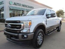 2020_Ford_F-250 SD_King Ranch Crew Cab Long Bed 4WD 6 SPEED AUTO, REMOTE START, BEDLINER, LANE DEPARTURE, BLIND SPOT,_ Plano TX