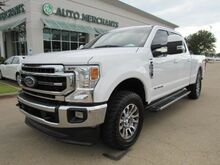 2020_Ford_F-250 SD_Lariat Crew Cab 4WD,  10 SPEED AUTO, REMOTE START, BEDLINER, LANE DEPARTURE, BLIND SPOT, BACKUP CAM_ Plano TX