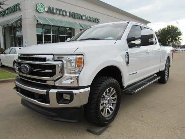 2020 Ford F-250 SD Lariat Crew Cab 4WD,  10 SPEED AUTO, REMOTE START, BEDLINER, LANE DEPARTURE, BLIND SPOT, BACKUP CAM Plano TX
