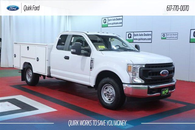 2020 Ford F-250 SRW XL S-Series Service Utility Body Quincy MA