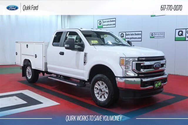 2020 Ford F-250 SRW XL Service Utility Body Quincy MA