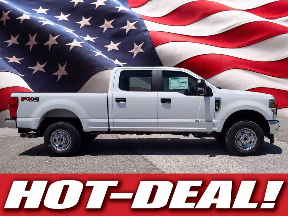 2020 Ford F-250 Super Duty SRW